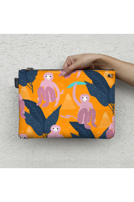 Woohoo Dream Maymun Clutch