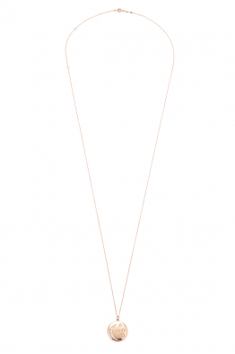 Atelier Alette Ay Yıldızlı Küçük Madalyon