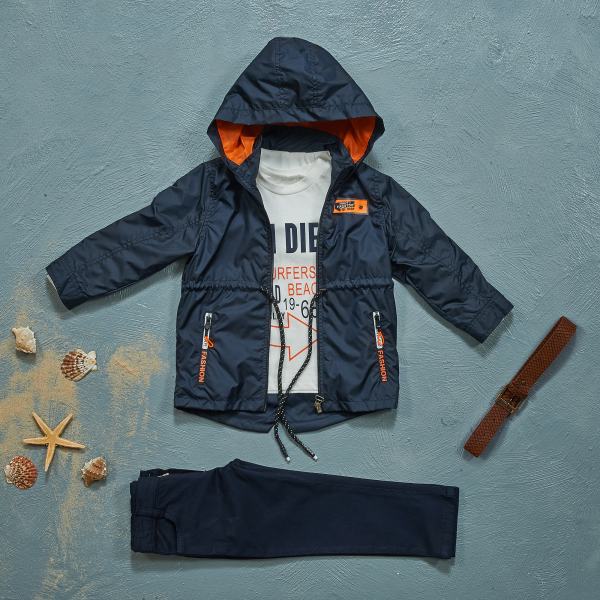 3-piece Sets with Raincoats COOL25023 3-piece Sets with Raincoats COOL25023