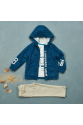 3-piece Sets with Raincoats COOL25025