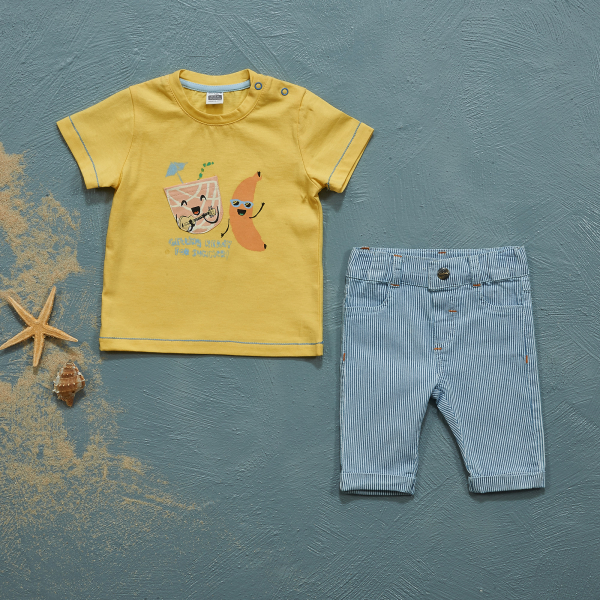 Sets with T-shirts BUBBLY538