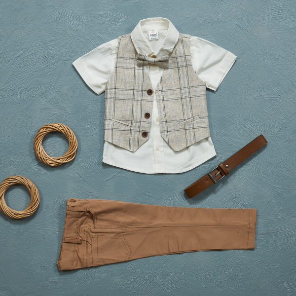 Sets with Vests  COOL21129 Sets with Vests  COOL21129