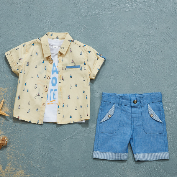 Sets with Shirts BUBBLY649