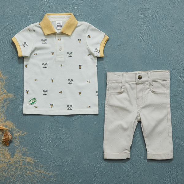 Sets with T-shirts BUBBLY527