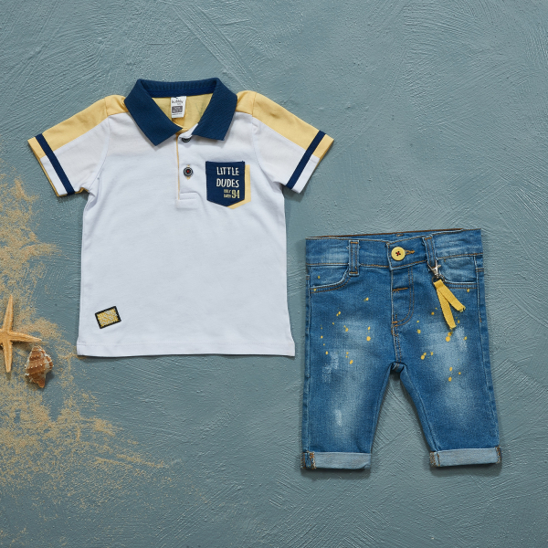 Sets with T-shirts BUBBLY553