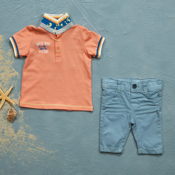 Sets with T-shirts BUBBLY552