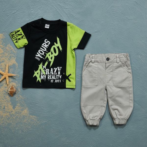 Sets with T-shirts BUBBLY562