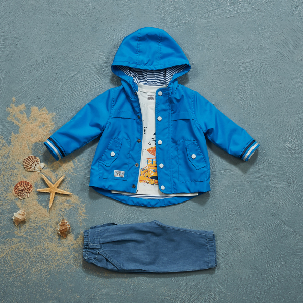 3-piece Sets with Raincoats  BUBBLY1500 3-piece Sets with Raincoats  BUBBLY1500