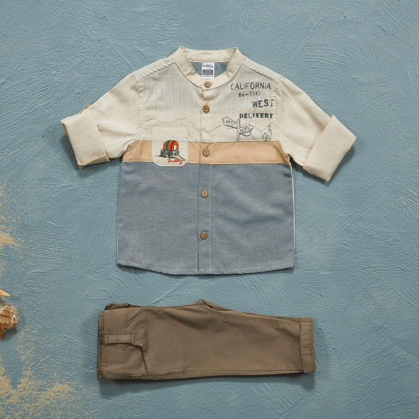 Sets with Shirts BUBBLY677 Sets with Shirts BUBBLY677