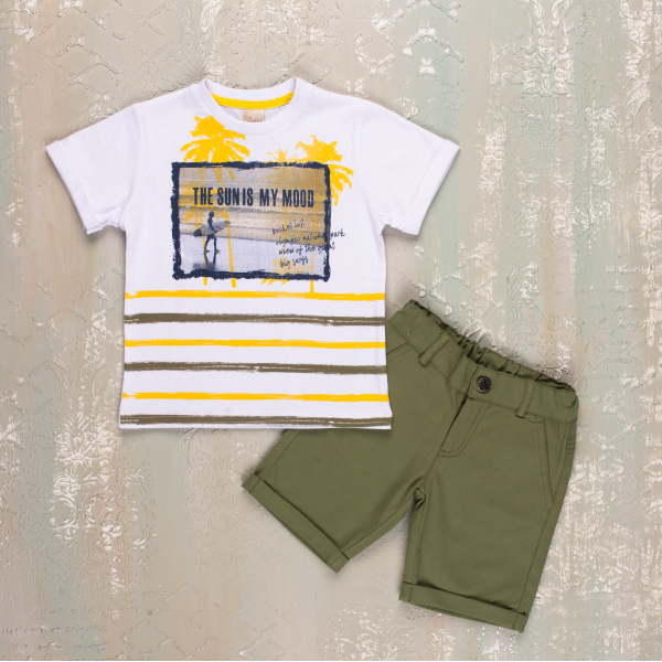 Sets with T-shirts PANKIDO10520 Sets with T-shirts PANKIDO10520