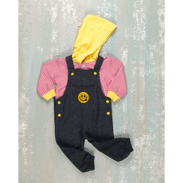 Baby Overalls Sets BUBBLY11005 Baby Overalls Sets BUBBLY11005