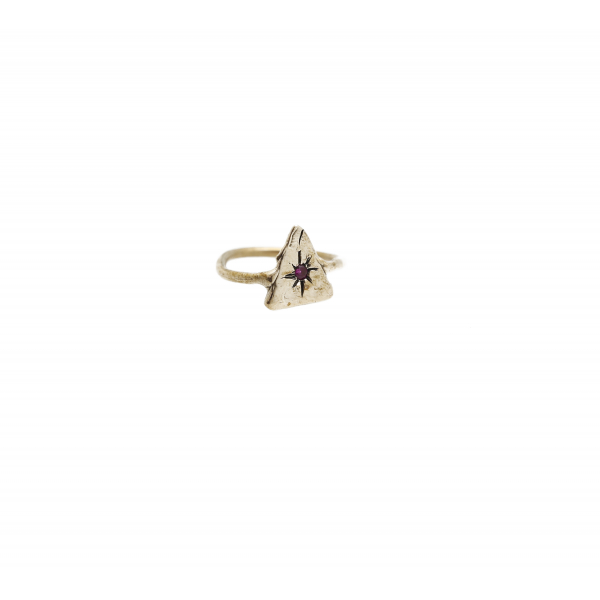 Harmonia Triangle Ring