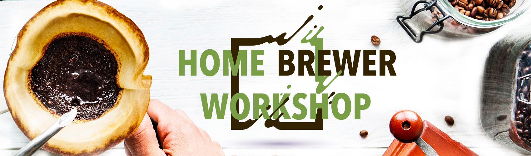 HOME  BREWER  WORKSHOP