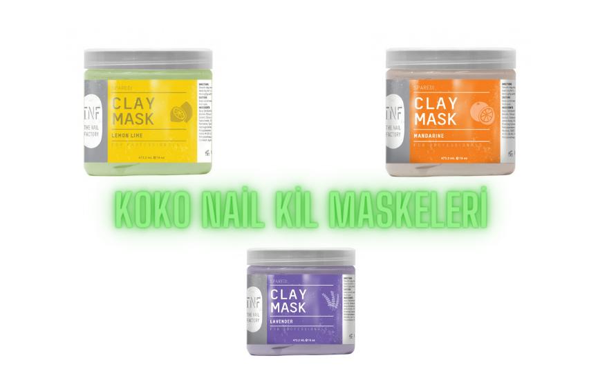 Koko Nail kil maskeleri